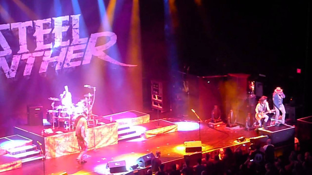 Steel Panther - 17 Girls In A Row - 10/30/14