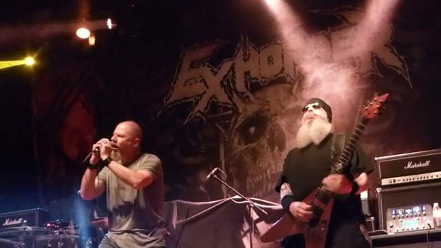 Exhorder - Homicide - 9/21/19