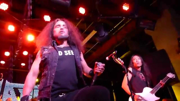 Death Angel - The Ultra-Violence - 9/20/14