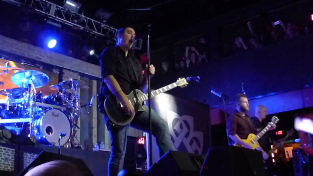 Breaking Benjamin - Schism/Teen Spirit/ Walk (covers) - 8/25/15