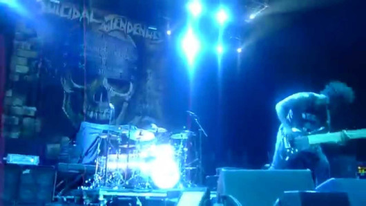 Suicidal Tendencies - Possessed To Skate & I Saw Mommy - 11/21/14