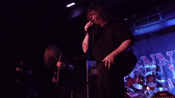Cannibal Corpse - Evisceration Plague - 12/5/18