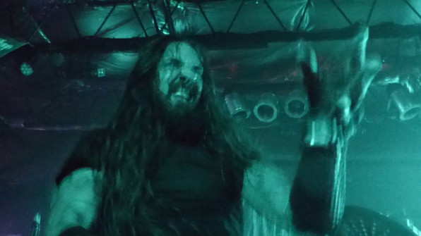 Goatwhore - Baring Teeth For Revolt - 9/30/17