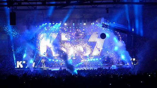 Kiss - Rock And Roll All Night - 7/22/14