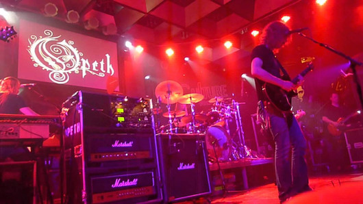 Opeth - White Cluster - 5/2/13