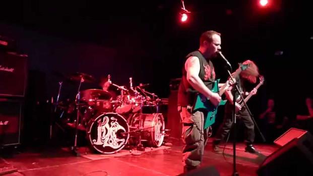 Gravewurm - Night Hag - 4/4/15