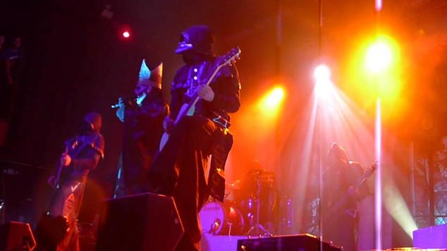 Ghost - Monstrance Clock - 5/7/14