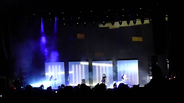 Nine Inch Nails - Came Back Haunted - 8/10/14