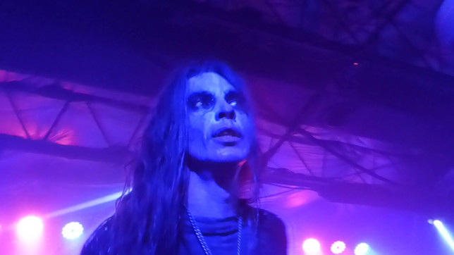 Carach Angren - Bloodstains On The Captian's Log - 10/23/18