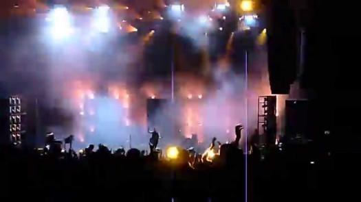 Nine Inch Nails - Hurt - 8/10/14