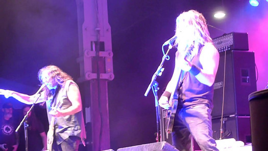 Corrosion Of Conformity - Heaven's Not Overflowing - 1/30/16