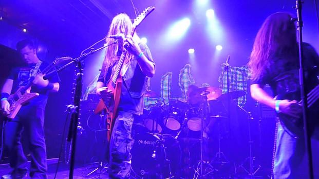 Hellwitch - Dawn Of Apostasy - 12/7/14