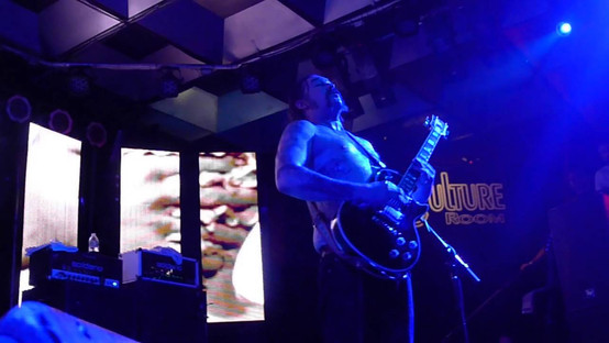 High On Fire - Cometh Down Hessian - 12/16/15
