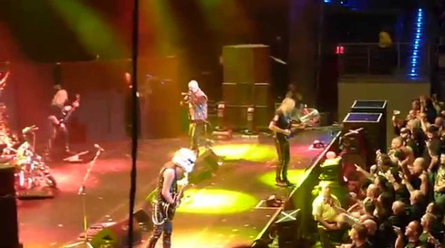 Judas Priest - Living After Midnight - 10/30/14