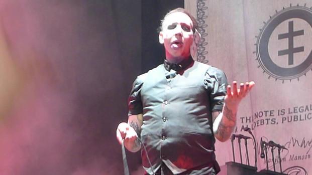 Marilyn Manson - Deep Six - 7/2/16