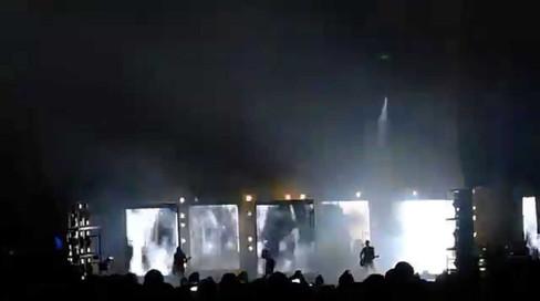 Nine Inch Nails - Eraser - 8/10/14