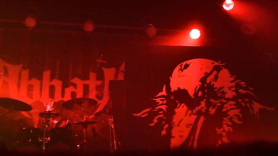 Abbath - Solarfall - 3/20/16