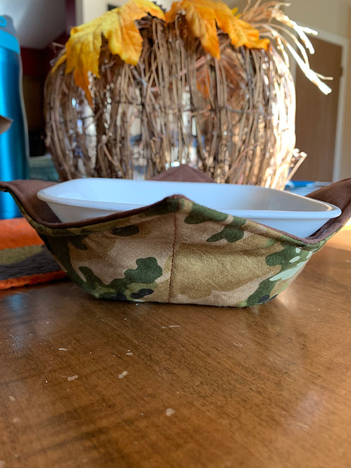 Microwaveable Bowl Pot Holders