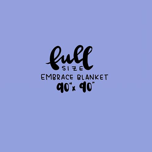 DYO: Full/Double double gauze Blanket