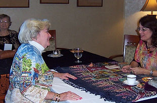 Susan Brockmeier Tarot Group Reading