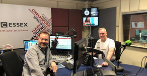 Festival Director on BBC Radio Essex