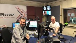 Festival Director on BBC Radio Essex