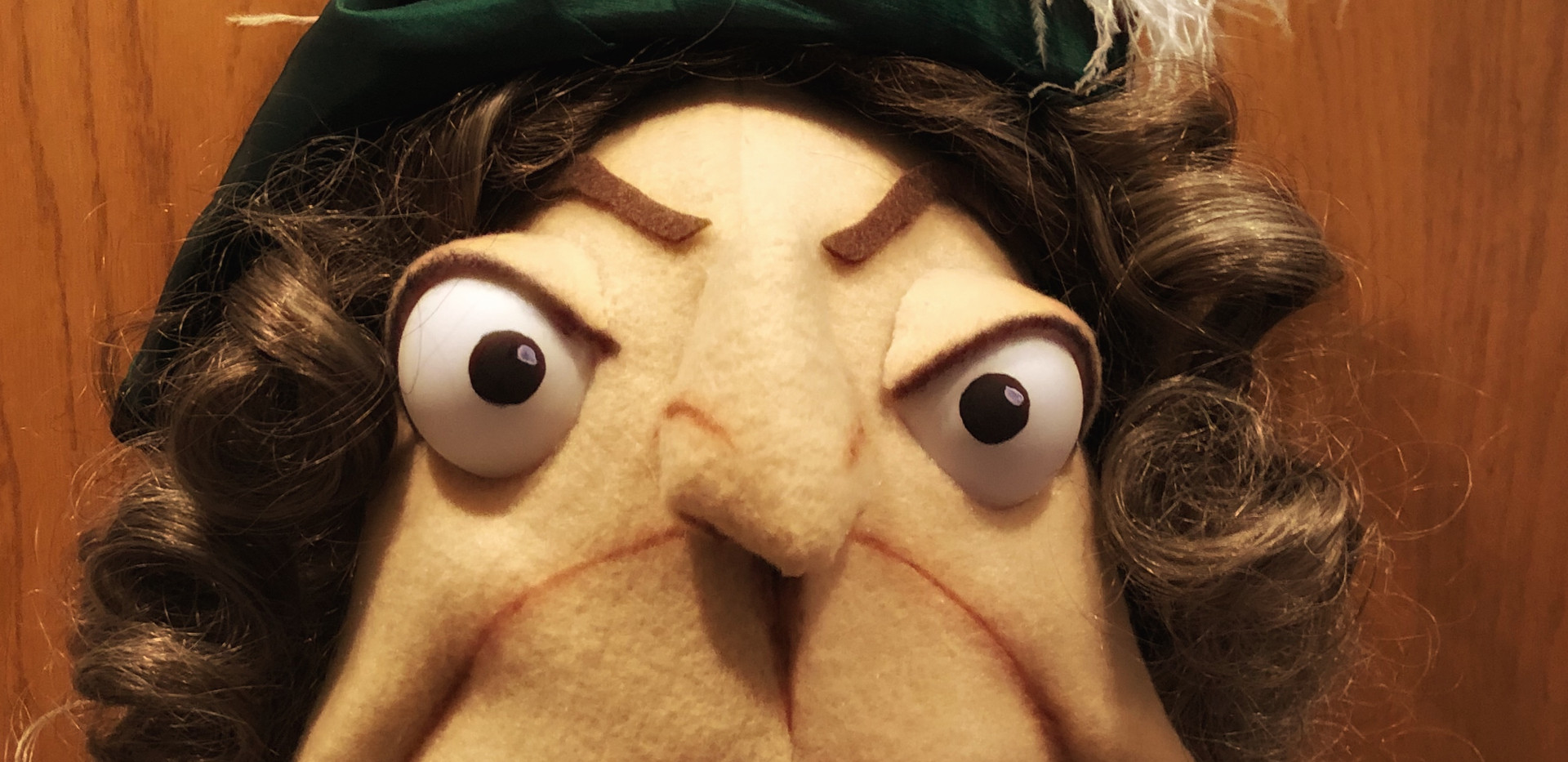 Cranky face