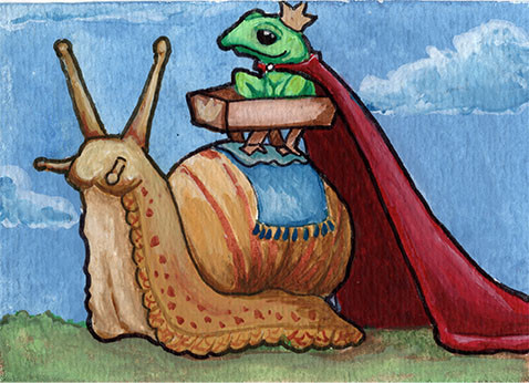 Steed Snail