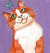 Tangarine Cat