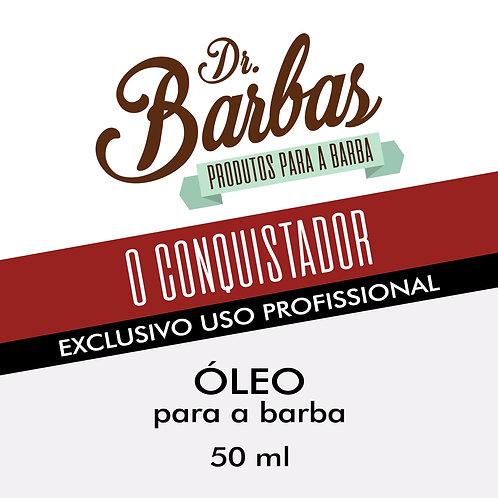 (P) Óleo - O Conquistador 50ml