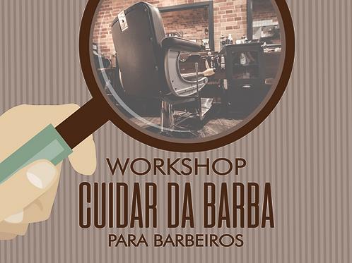 WORKSHOP – BARBEIROS