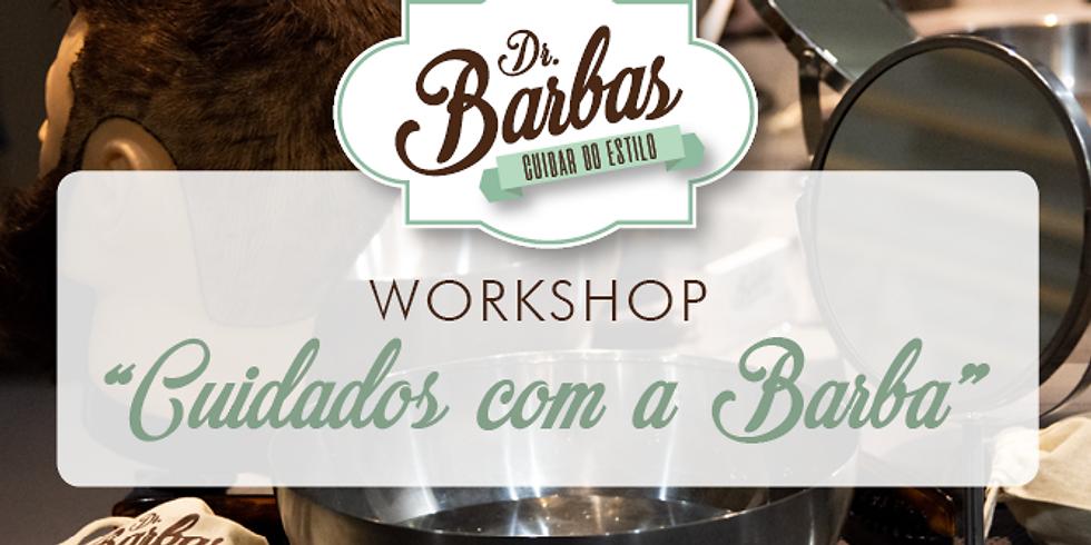 """Workshop """"Cuidados com a Barba"""""""