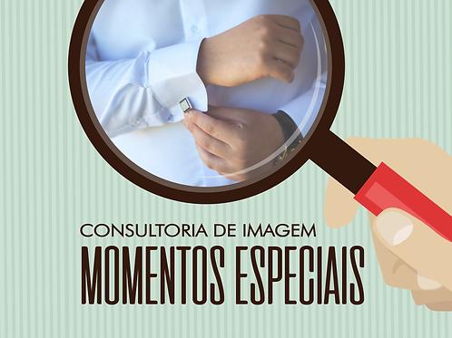 Consultoria de Imagem - MOMENTOS ESPECIAIS