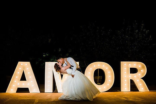 AMOR Marquee