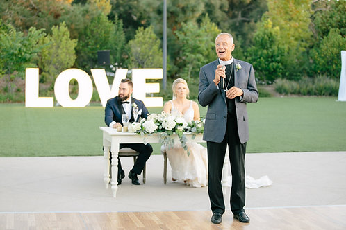 4 ft Signature Series LOVE Marquee