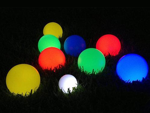 Light Up Bocce Set