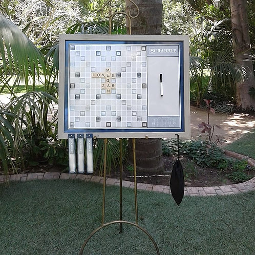 Jumbo Scrabble Set