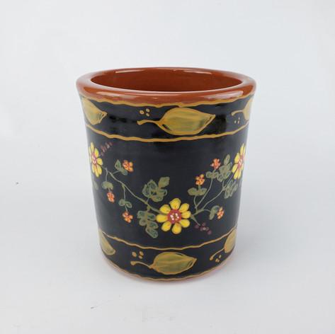 Romany Utensil Jar