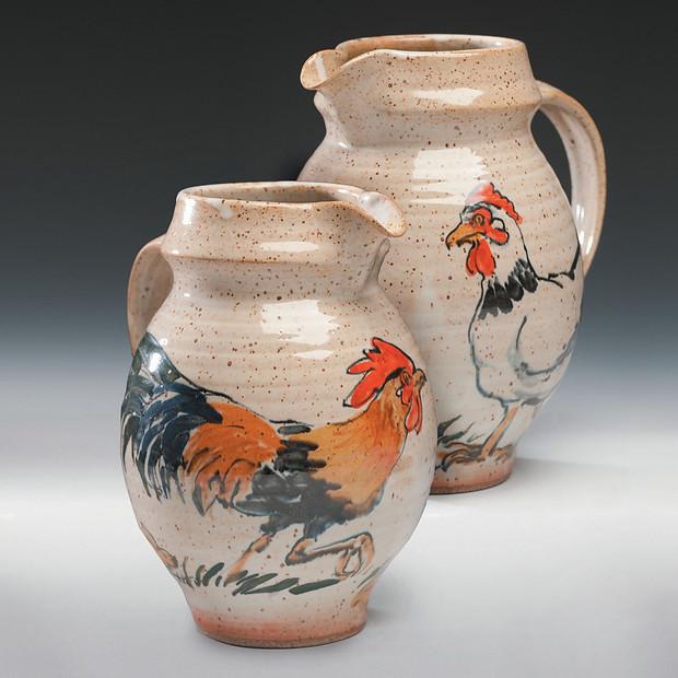 Frank A. Gosar - Off Center Ceramics