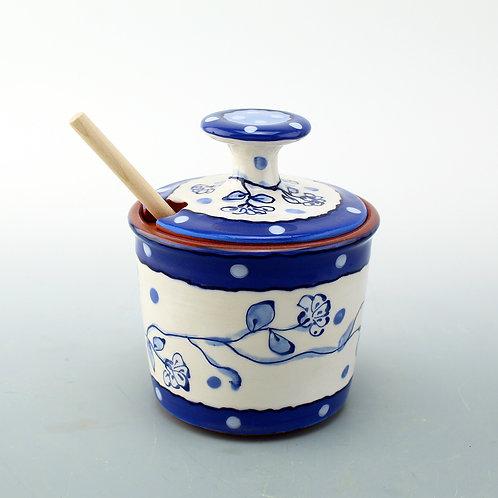 New Delft Honey Pot