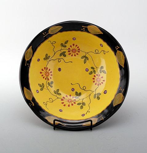 Zinnia Pasta/ Serving Bowl