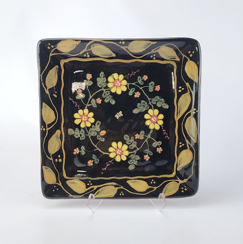 Romany Square Plate