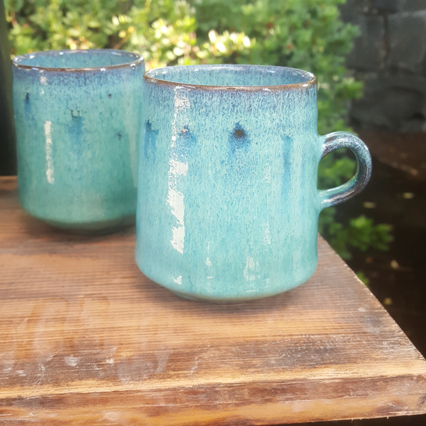 NIcole Brown - Brown Pots By Nicole