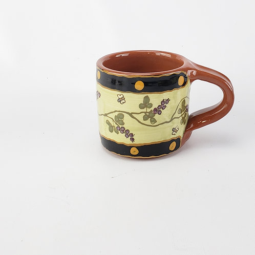 Huckleberries and Bees Mug
