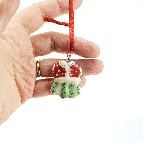 Christmas Dress Ornament