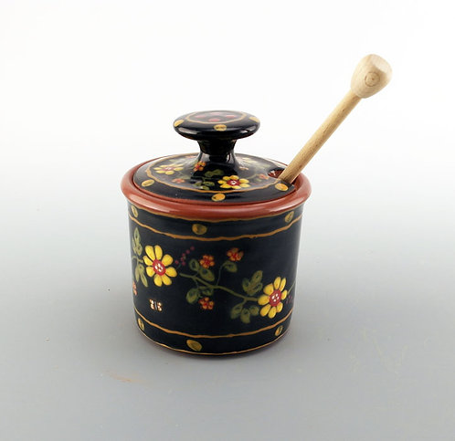 Romany Honey Pot