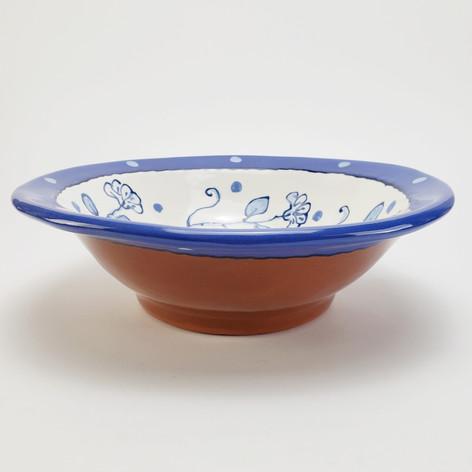 New Delft Pasta Bowl