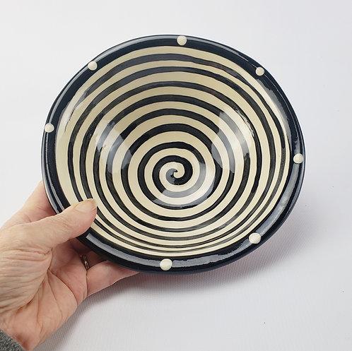 Spiral Soup/ Cereal Bowl