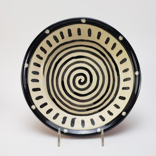 Spiral Pie Plate