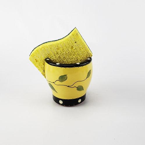 Black Eyed Susan Sponge Holder